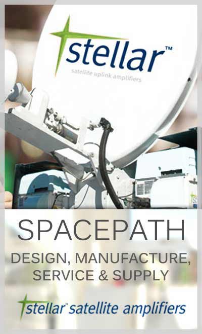 Spacepath design, manufacture, supply and service Stellar Amplifiers