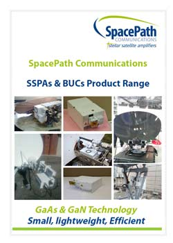 Spacepath Communications SSPAs & BUCs Product Range