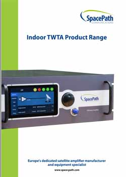 Spacepath Communications Indoor TWTA Product Range