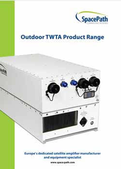 Spacepath Communications Outdoor TWTA Product Range