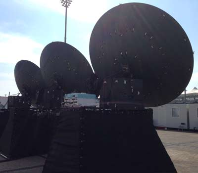 Spacepath Communications Satellite Amplifiers
